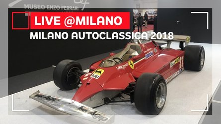 Auto da sogno a Milano AutoClassica 2018