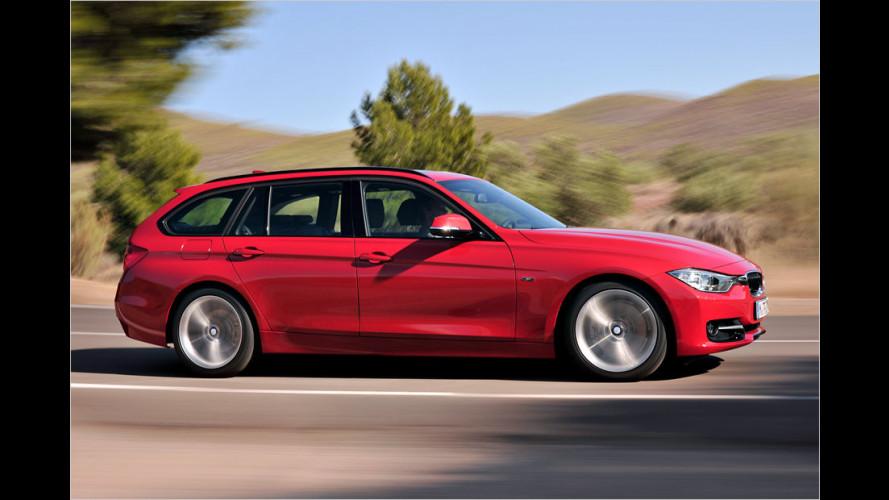 BMW: Neue Motorisierungen und Allradvarianten