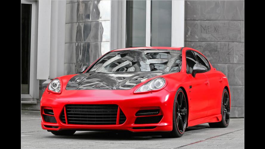 Anderson macht dem Porsche Panamera Turbo Beine