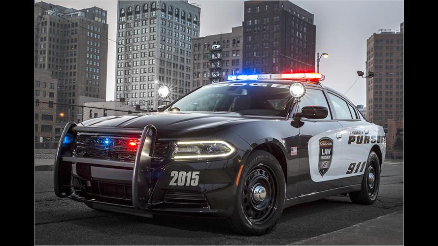 Das ist der Dodge Charger Pursuit 2015