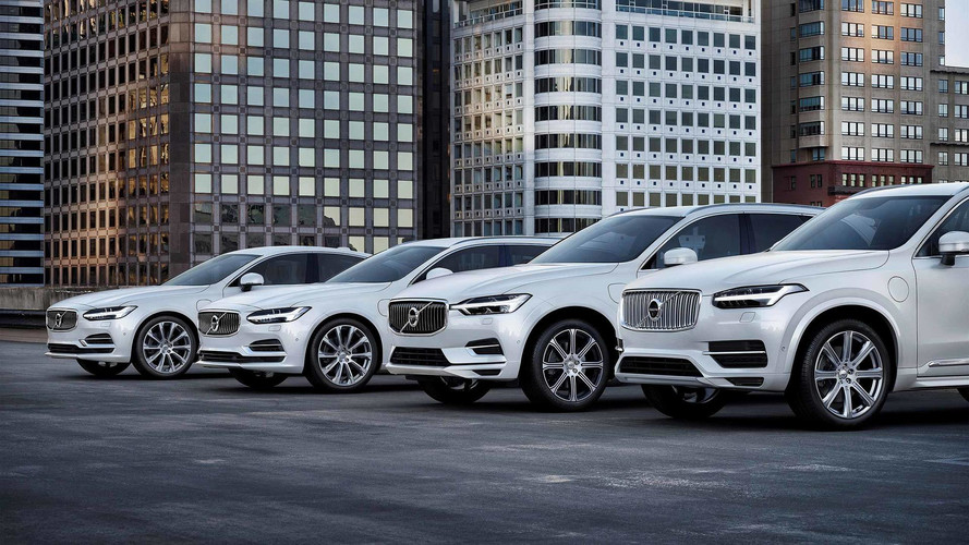 Volvo admits it hugely underestimated plug-in hybrid demand