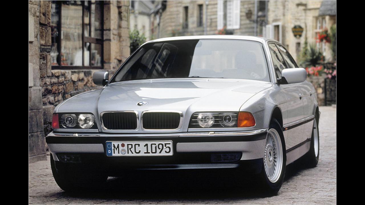 BMW 7er (E38): Ab 900 Euro
