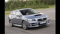 Subaru Levorg (2015): So tritt er gegen Passat & Co. an