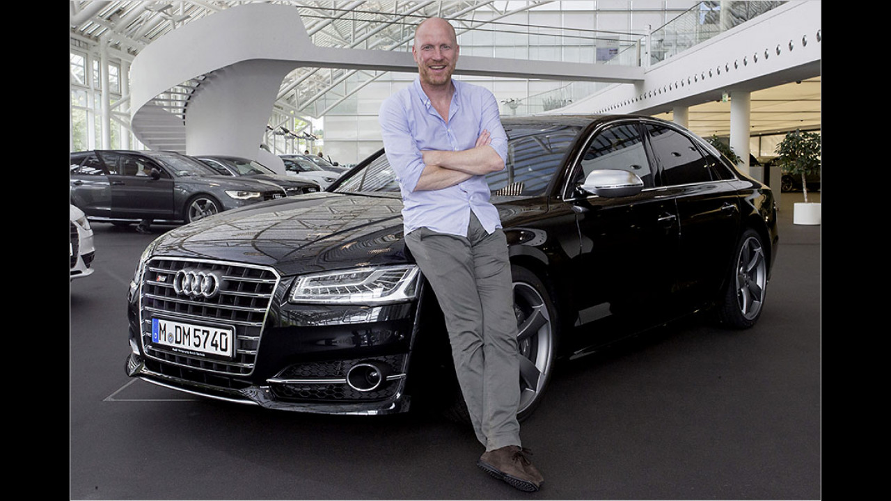 Matthias Sammer: Audi S8