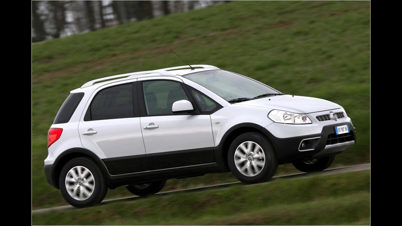 Flop: Fiat Sedici