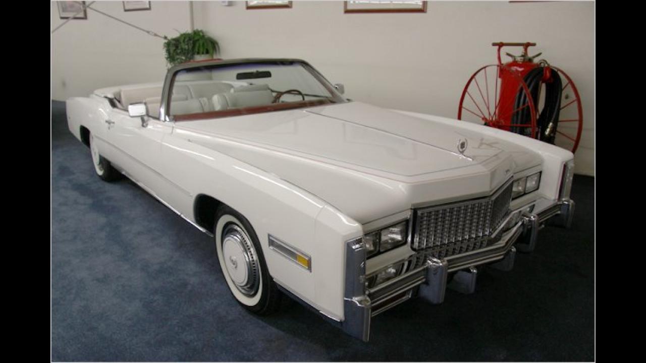 1976 Cadillac Eldorado Bicentennial Convertible