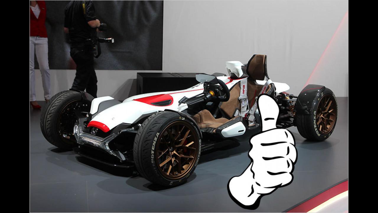 Top: Honda Project 2x4