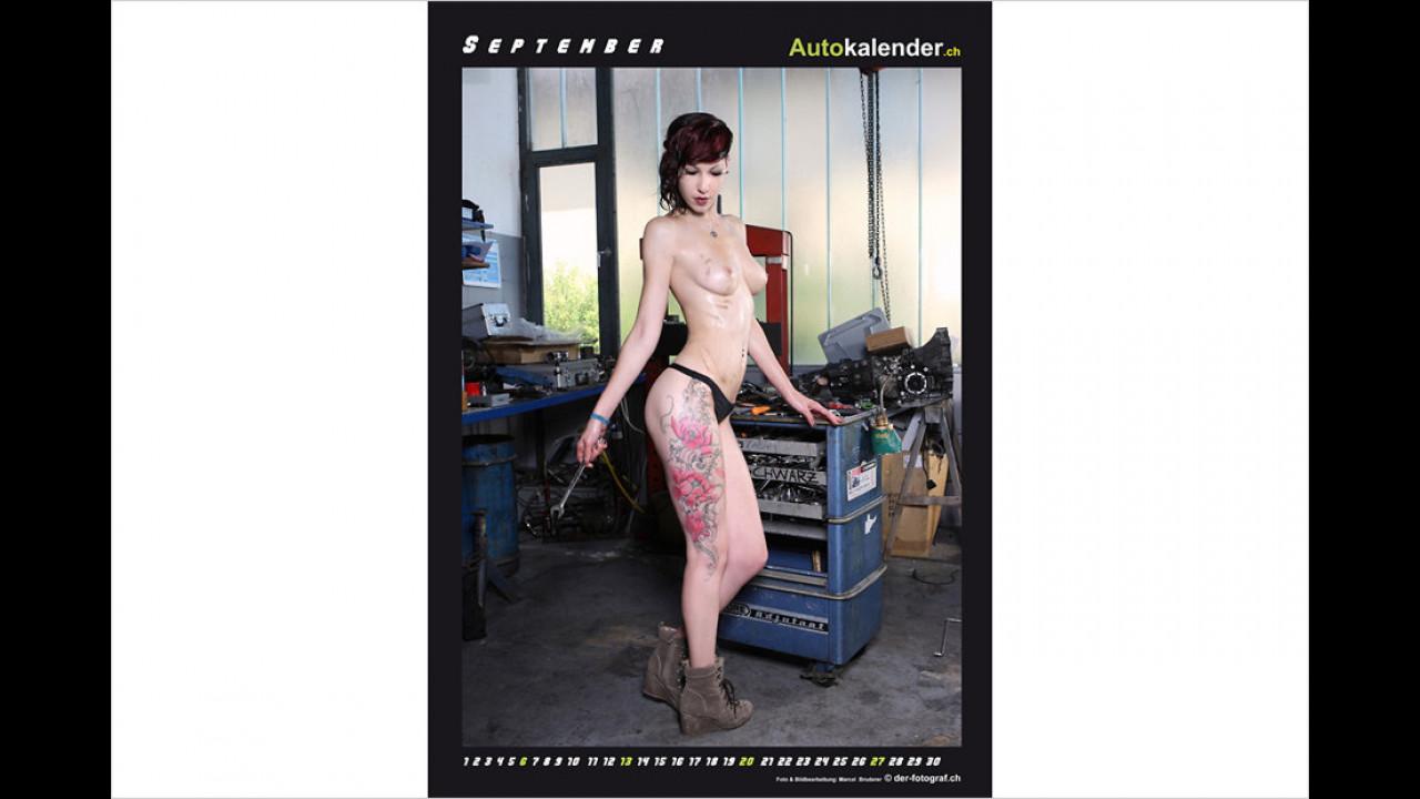 ,Werkstatt Girls