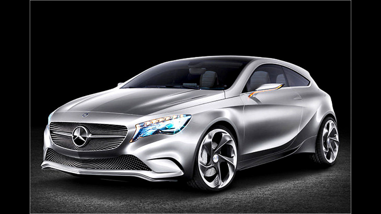 Mercedes Concept A-Class (IAA 2011)