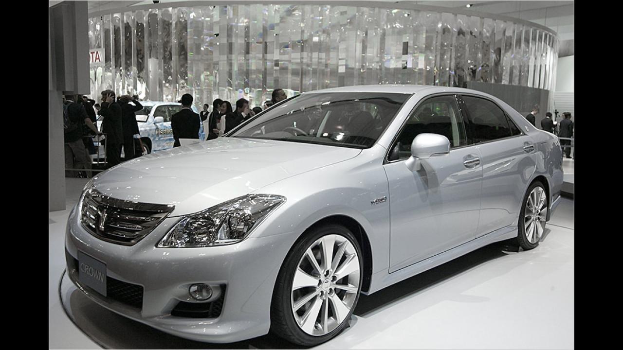 13. Generation: S200 von 2008 bis 2012