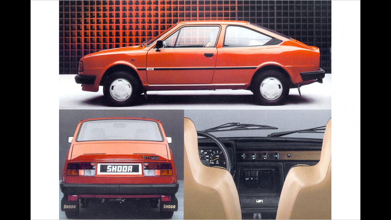 1984: Skoda Rapid 130