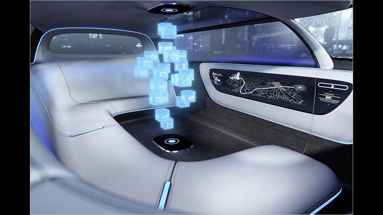 Flop: Das Auto als Lounge