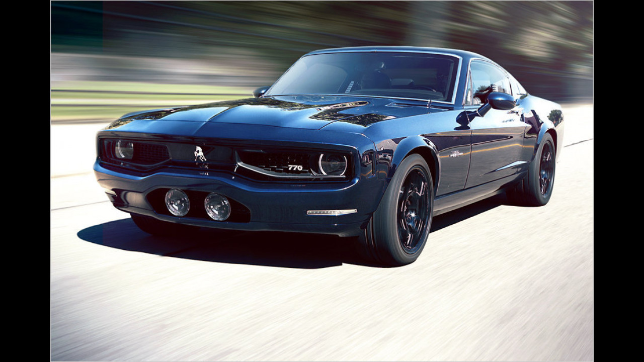 Top: Equus Bass 770