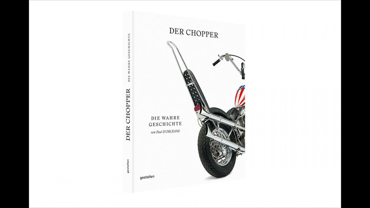 Paul d`Orléans: Der Chopper