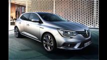 Renault zeigt neue Mégane-Generation