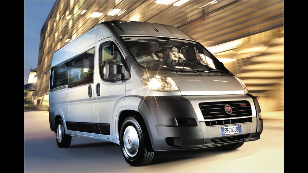 Wohnmobile: Fiat Ducato