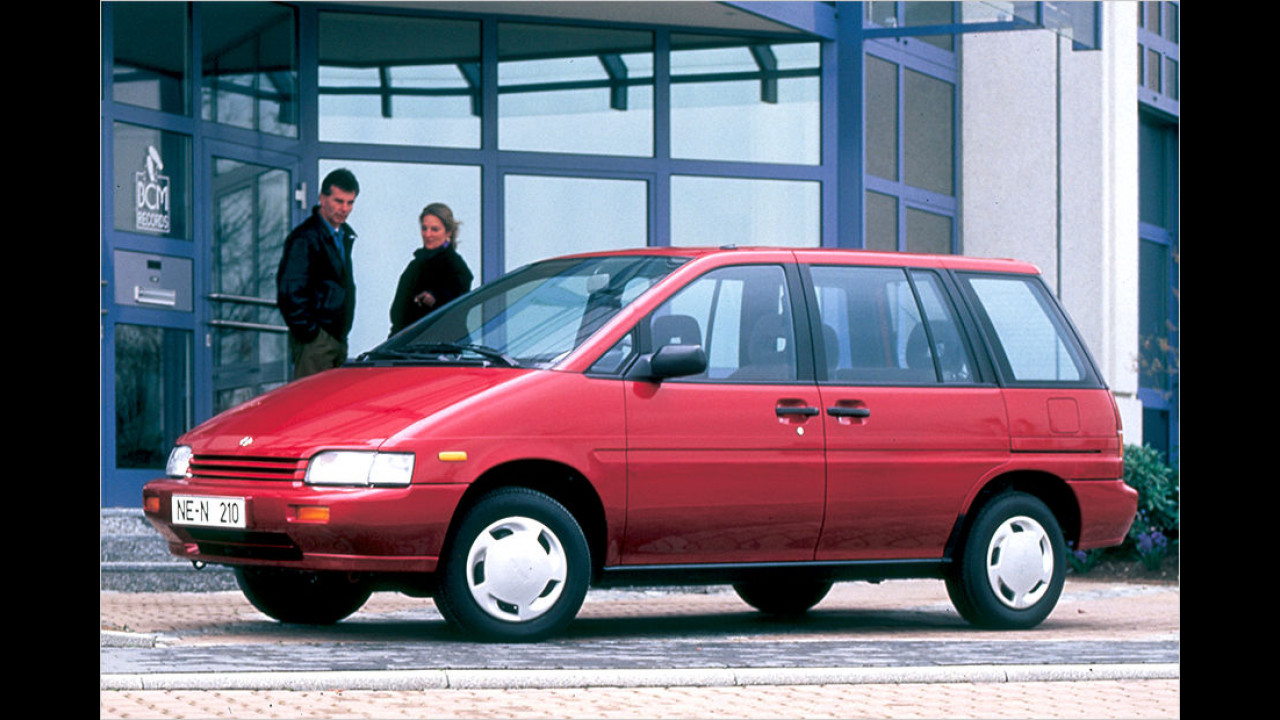 Nissan Prairie Pro