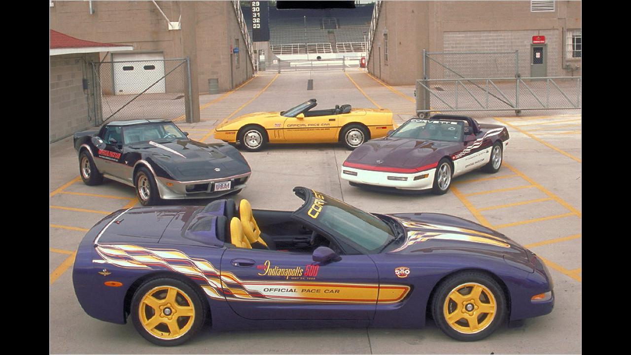 Indianapolis 500 1998: Chevrolet Corvette