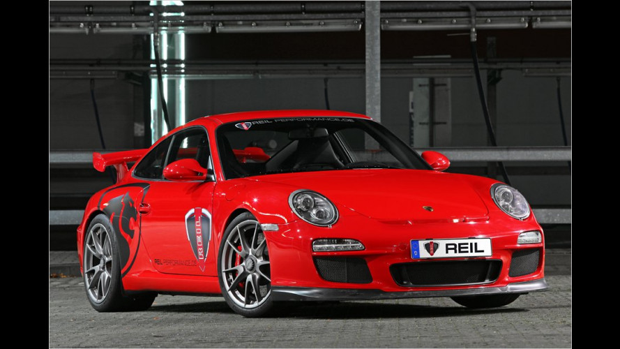 Porsche 911 GT3 von MR Car Design