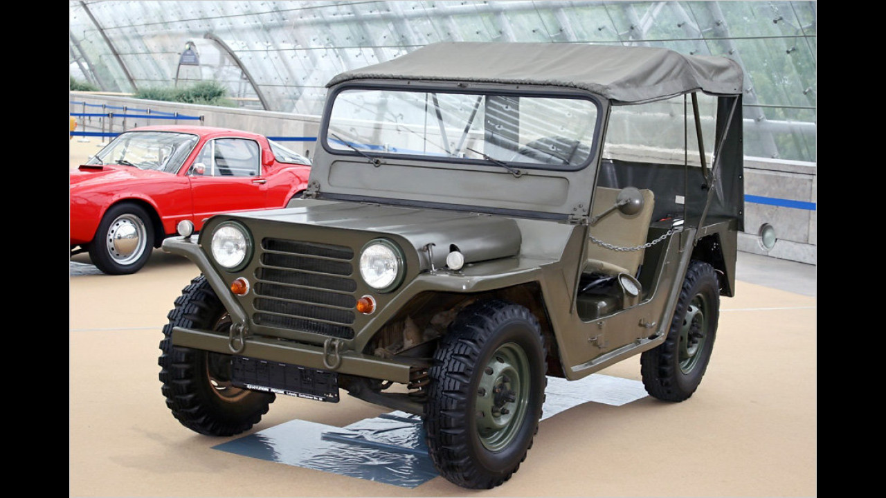 Ford M151 MUTT (1966)