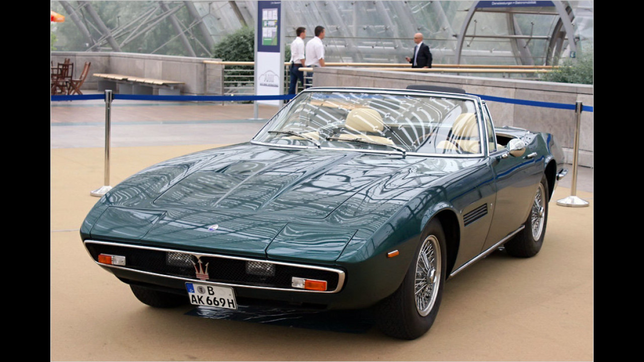 Maserati Ghibli SS Spyder (1972)