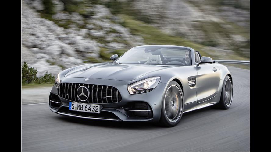 Mercedes-AMG GT: Frischer Wind für den AMG GT