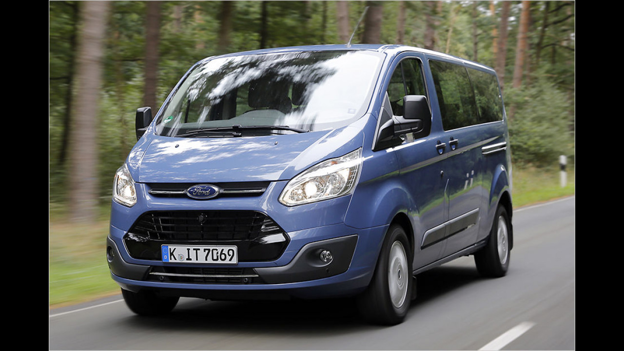 Ford Transit Custom und Transit
