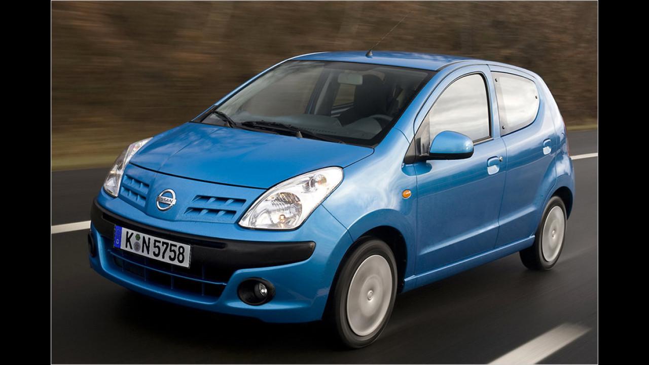Nissan Pixo/Suzuki Alto