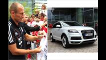 Guardiola fährt Audi