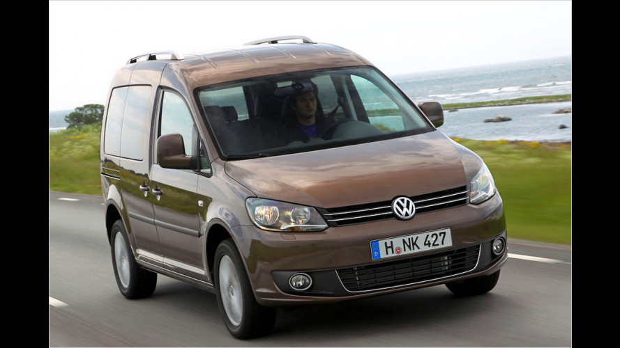 VW Caddy Roncalli (2012)