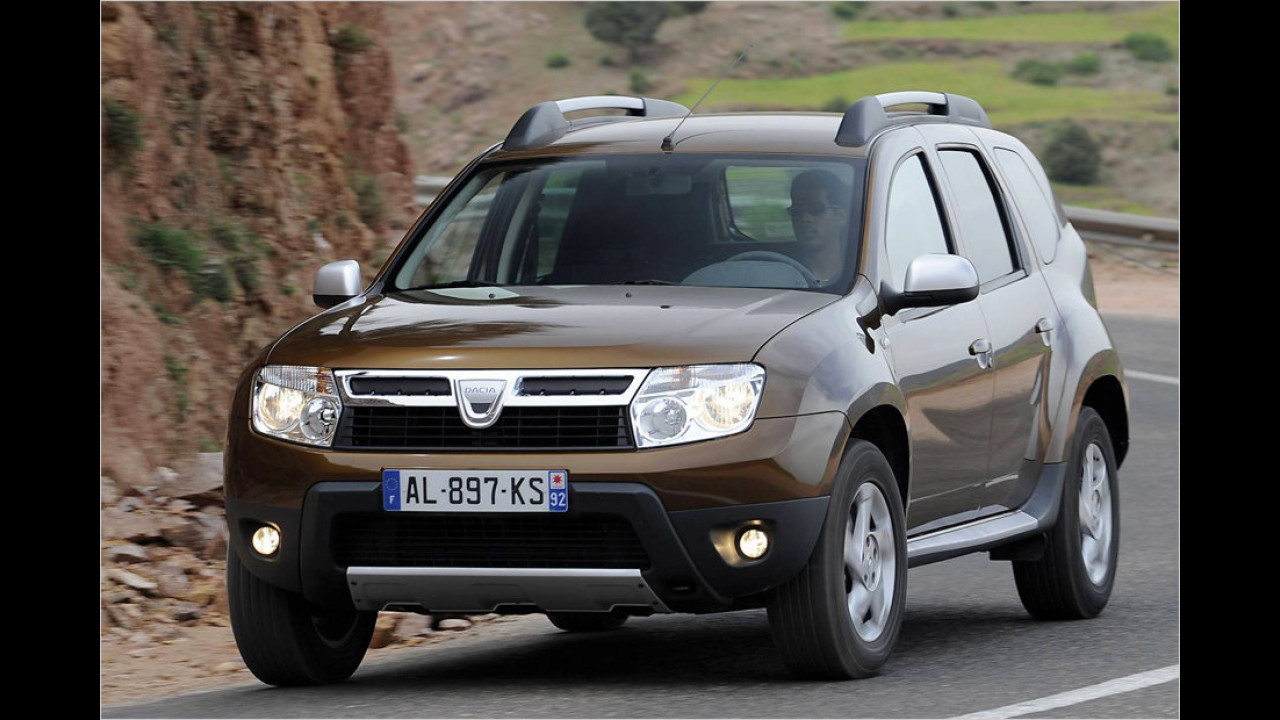 Dacia Duster dCi 90 FAP Ambiance 4x4