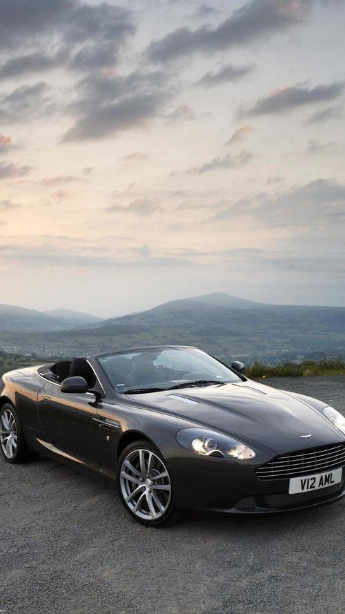 Aston Martin DB9 fin de carrière