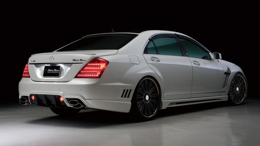 Wald revises S-Class Black Bison Edition styling kit for W221 facelift version