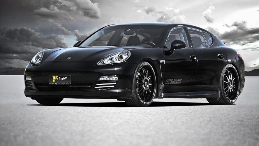 Porsche Panamera 4S by Rennsport Müller
