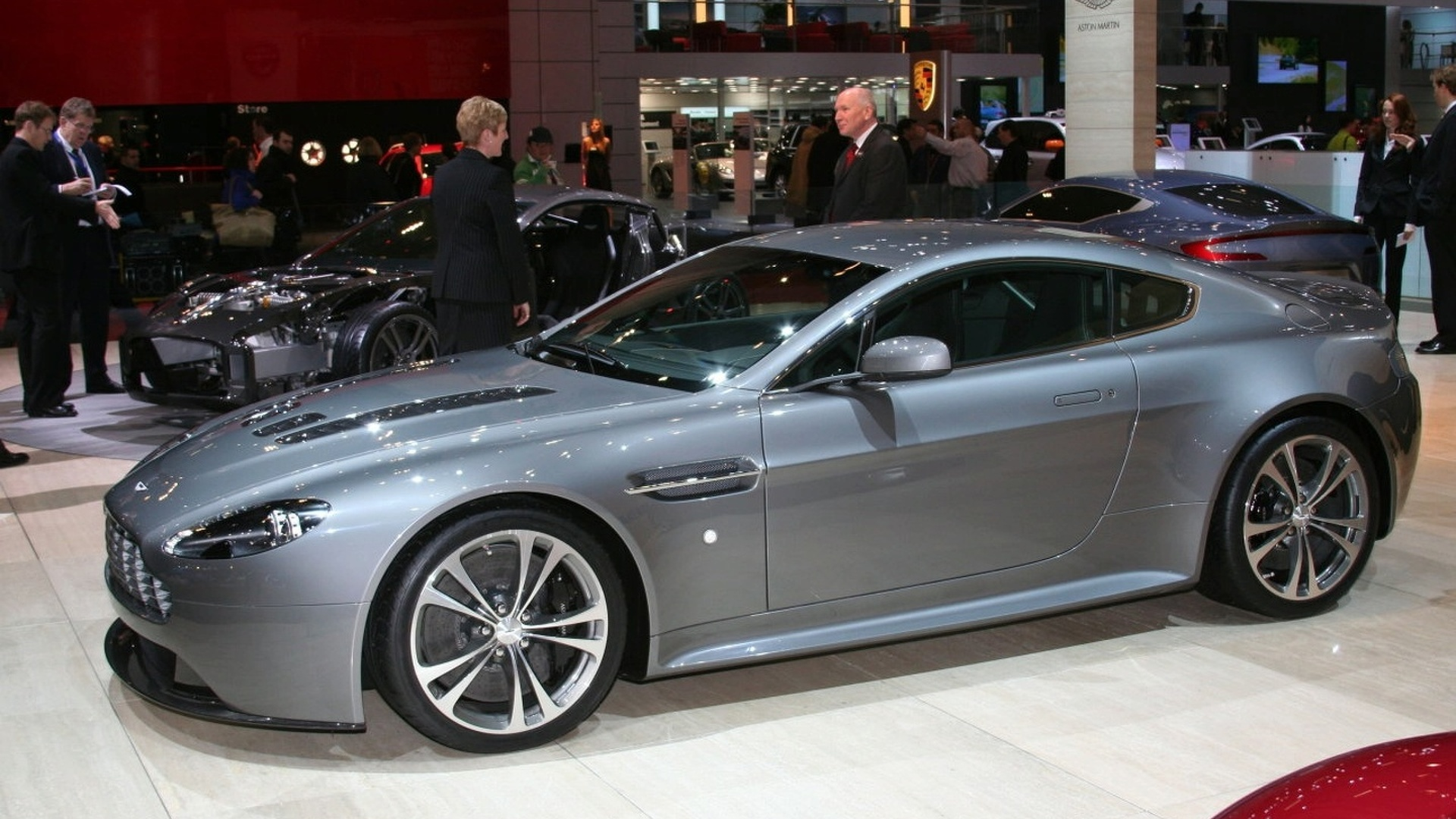Aston Martin V Vantage News And Reviews Motorcom UK - Aston martin v8 vantage 2018