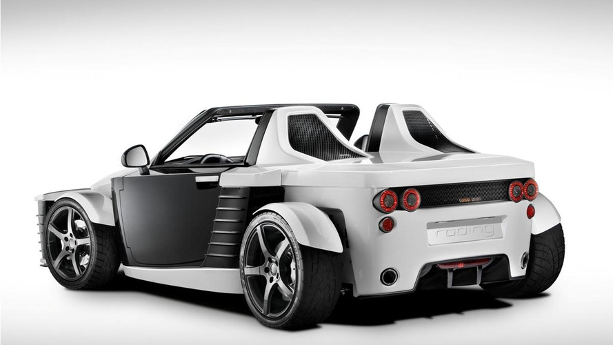 Roding Roadster first interior shots - targets KTM X-Bow and Ariel Atom [video]