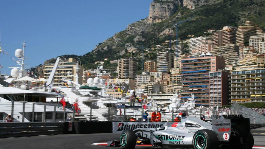 2010 Monaco Grand Prix Qualifying - RESULTS
