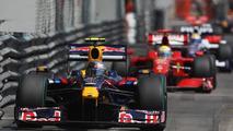 Sebastian Vettel (GER), Red Bull Racing, Monaco Grand Prix, 24.05.2009 Monte Carlo, Monaco