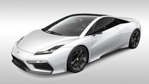 2013 Lotus Esprit Modified concept