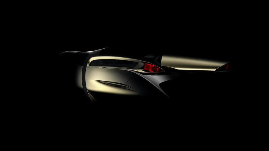 Peugeot teases new concept for Paris