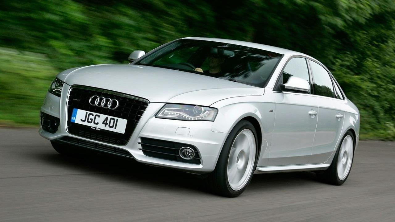 Audi A4 S-Line 2009