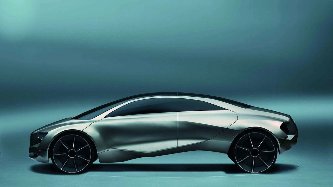 Audi Intelligent Emotion future mobility concept study by