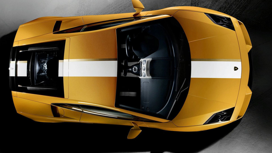 Lamborghini Gallardo LP550-2 images leaked