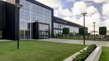 Aston Martin's New Factory in St. Athan