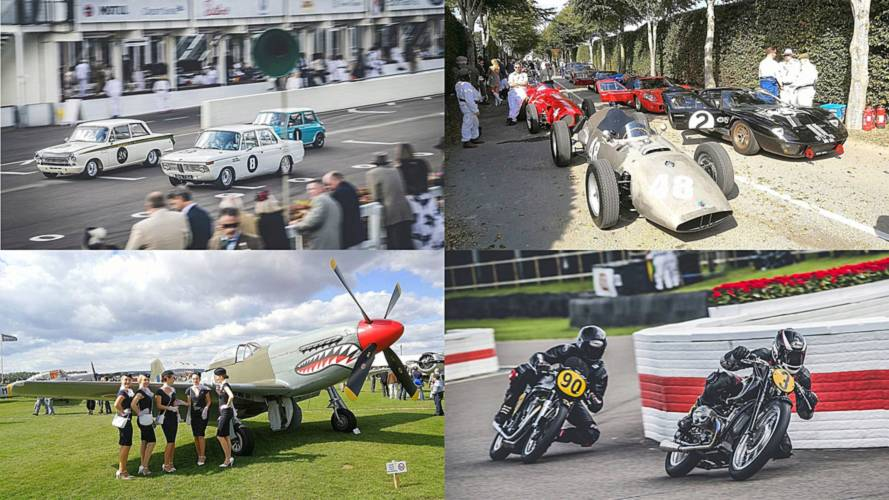 Travel in time: The Goodwood Revival in 52 fantastic photos