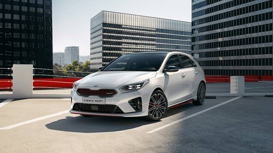 New Kia Ceed GT warm hatch to cost £25,535