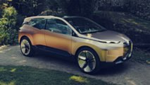 BMW Vision iNEXT 2021