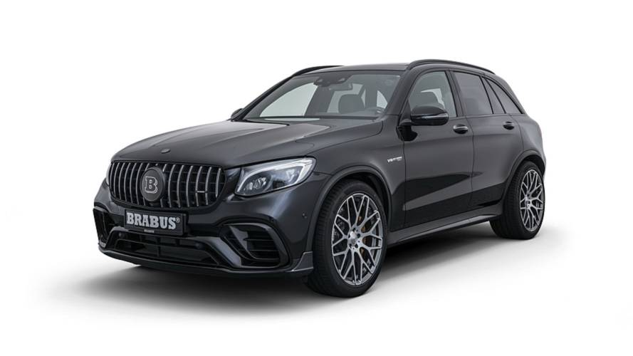 Tuned Mercedes-AMG GLC takes only 3.6 seconds to hit 62 mph