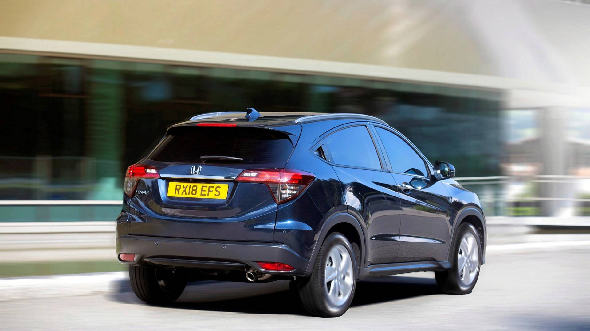 2019 Honda Hr V Lands In Paris With Turbocharged Vtec Engine