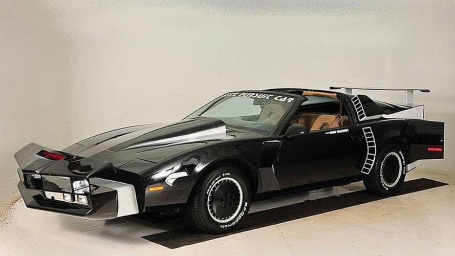 Knight Rider's KITT Is Up For Sale